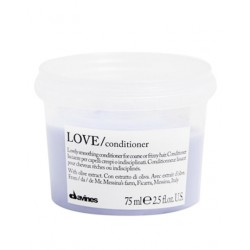soin cheveux frisés LOVE smoothing 75ml